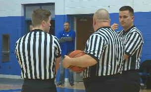 Michigan sports are in trouble: there is a shortage of officials throughout the state. (Photo Credit: Sarah Jaeger)