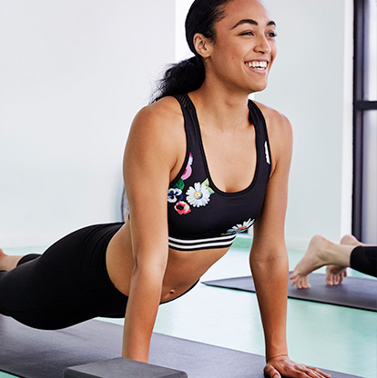 Need a workout buddy?{ } How about a gift card for ClassPass, an all-access membership to a global network of 14,000 fitness studios. Try strength training, cycling and more. (Image: Classpass.com)