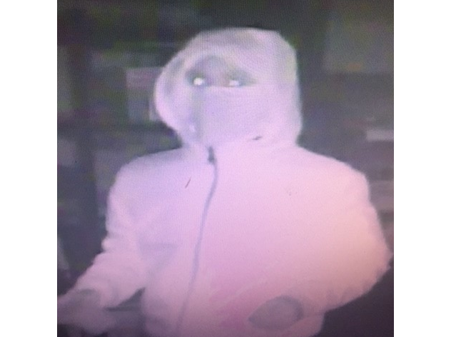 HELP FIND | 4 burglars steal 13 firearms from Hanover Armory; $10K reward (Courtesy: ATF)<p></p>