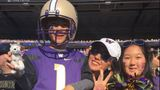 UW fans show support at homecoming game against UCLA