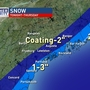 Fourth nor'easter in four weeks grazes Maine