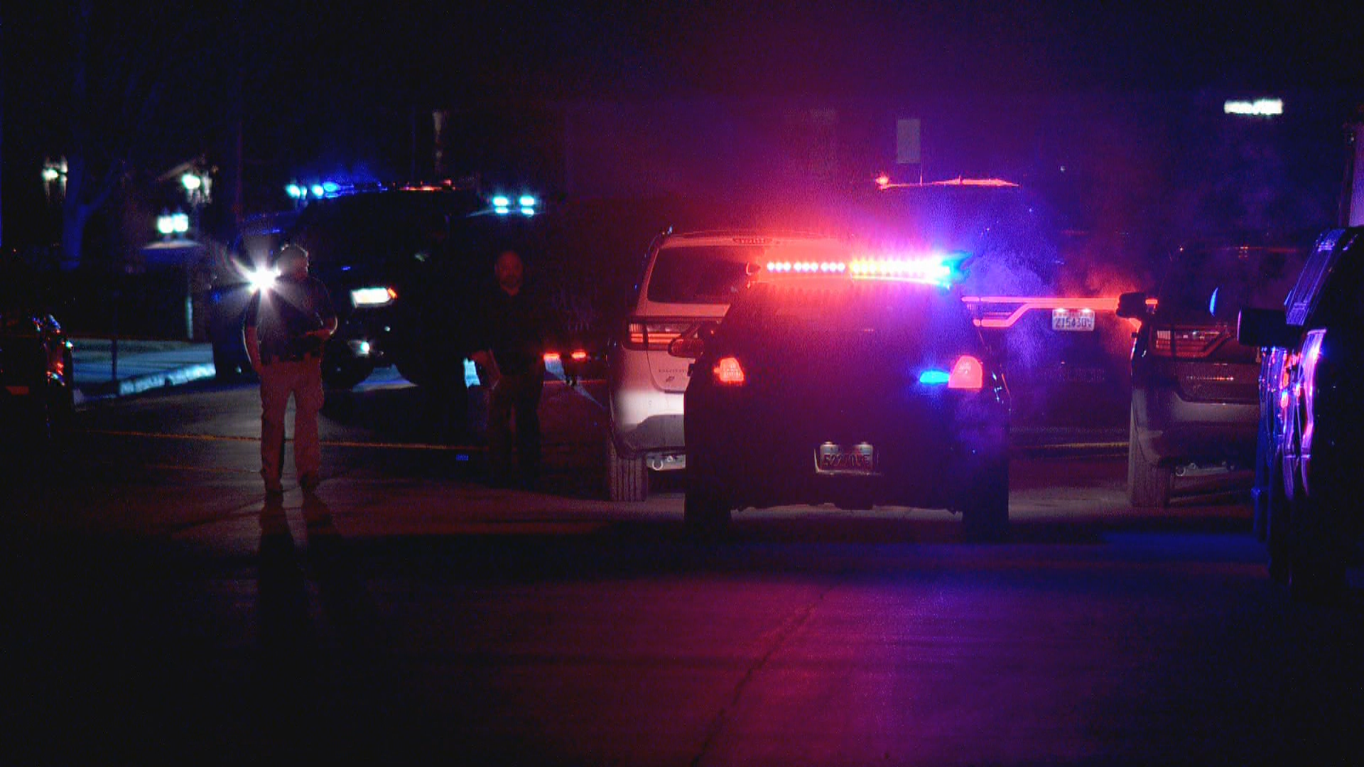 A teenager is suspected of shooting five people in a Grantsville home on Friday. (Photo:KUTV)