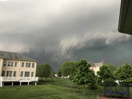 Ashburn, Virginia (Courtesy of Lynda Goodfriend)