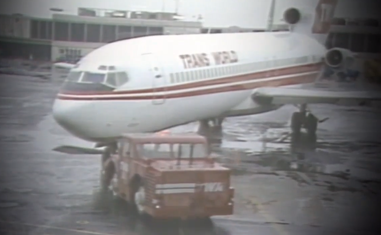 Diverted: TWA 514
