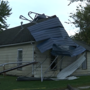 Storm leaves Millard residence without power