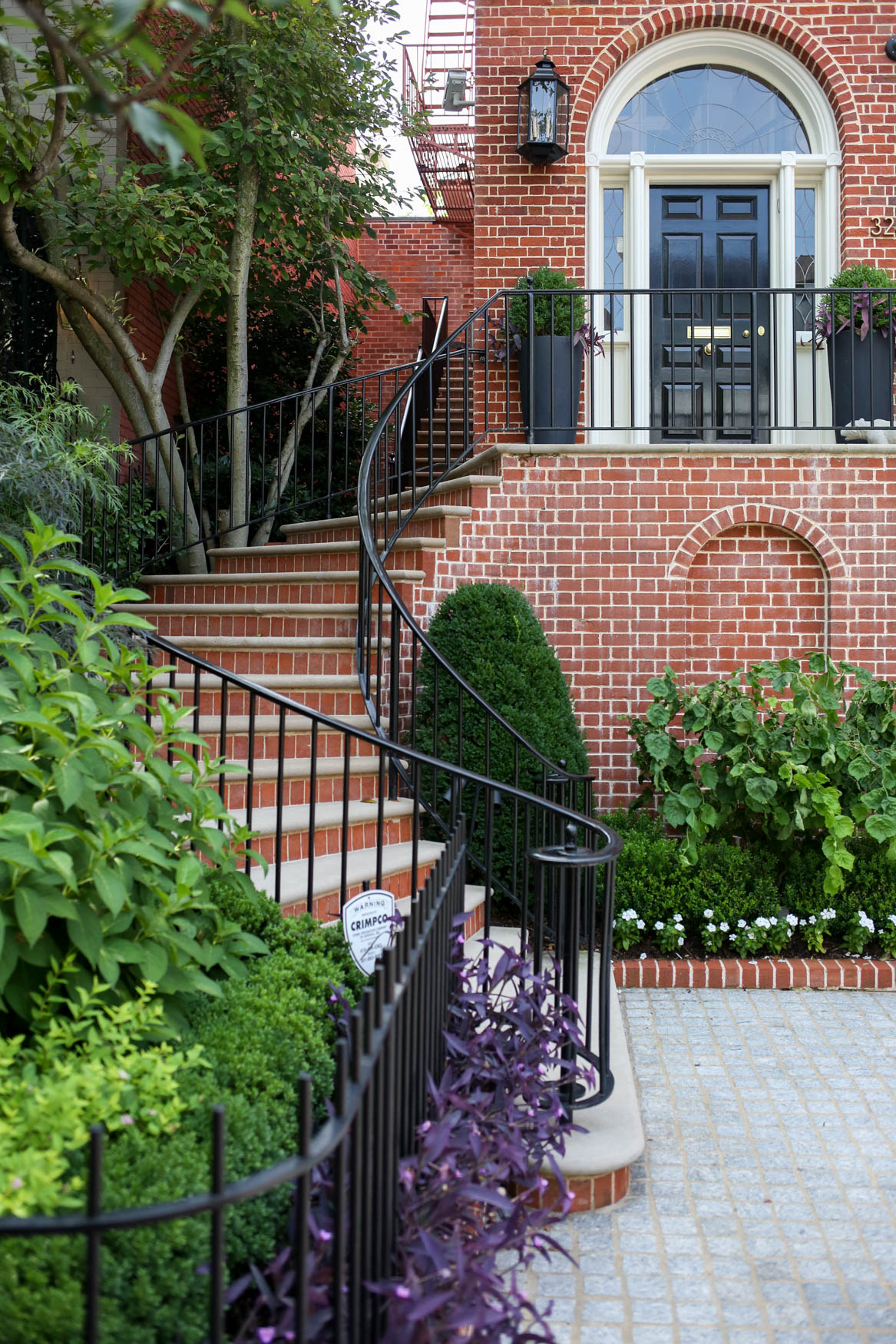 Georgetown has rested on the banks of the Potomac since 1751 and the houses are a testament to its old world sensibilities and glamour. Here are our favorite exteriors and details in this gorgeous neighborhood. (Amanda Andrade-Rhoades/DC Refined)