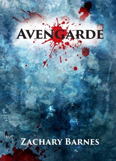 Avengarde, by Zachary Barnes (Image: Courtesy Lani Furbank)
