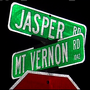Police subdue man threatening suicide-by-cop at intersection of Jasper, Mt. Vernon