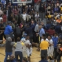 VIDEO: Fights break out at Saginaw vs Arthur Hill junior varsity basketball game