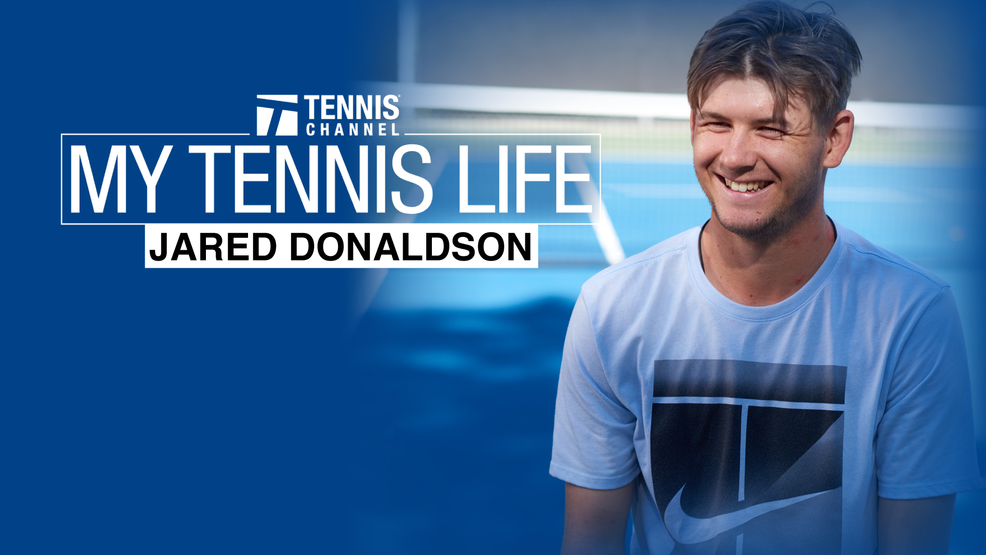 My Tennis Life: Jared Donaldson Episode 3 - Getting Ready For New York Open
