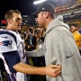Steelers' Roethlisberger asks rival Tom Brady for his jersey