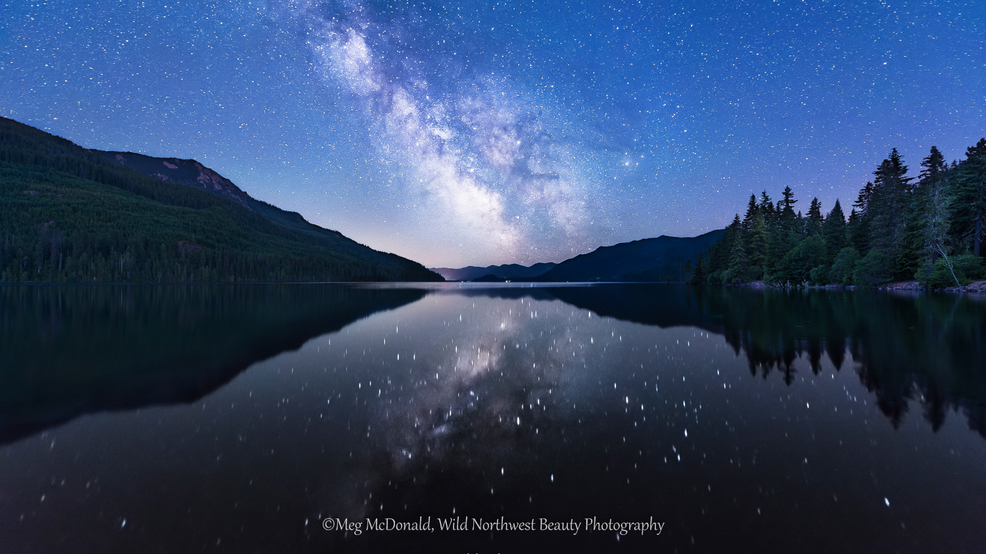 Time Lapse Video: Summer beauty; nighttime awe as Washington shows off