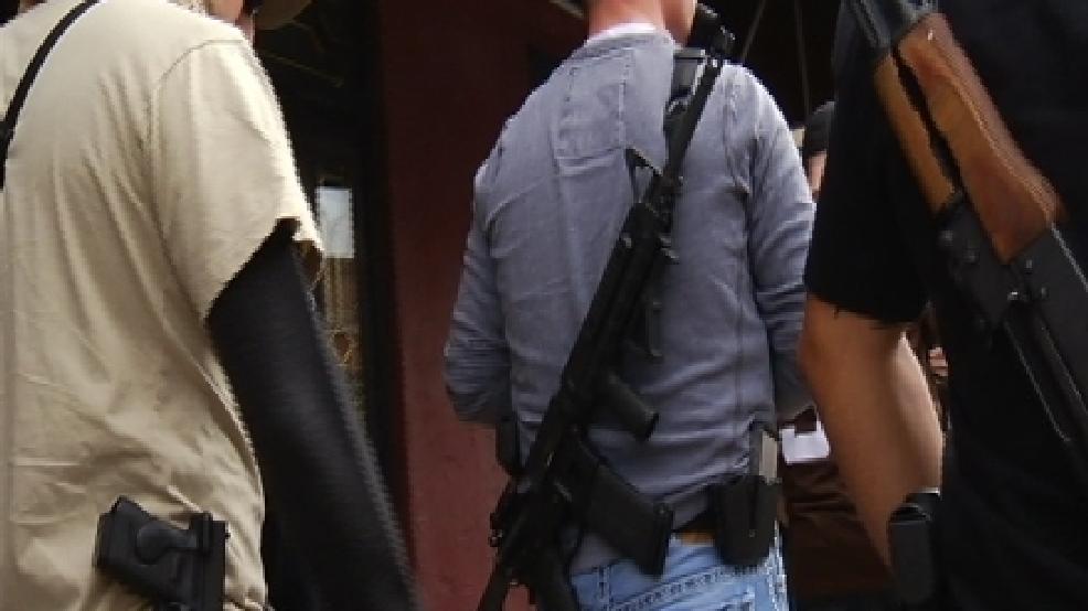 New Ohio gun rules allowing noise suppressors take effect | WNWO