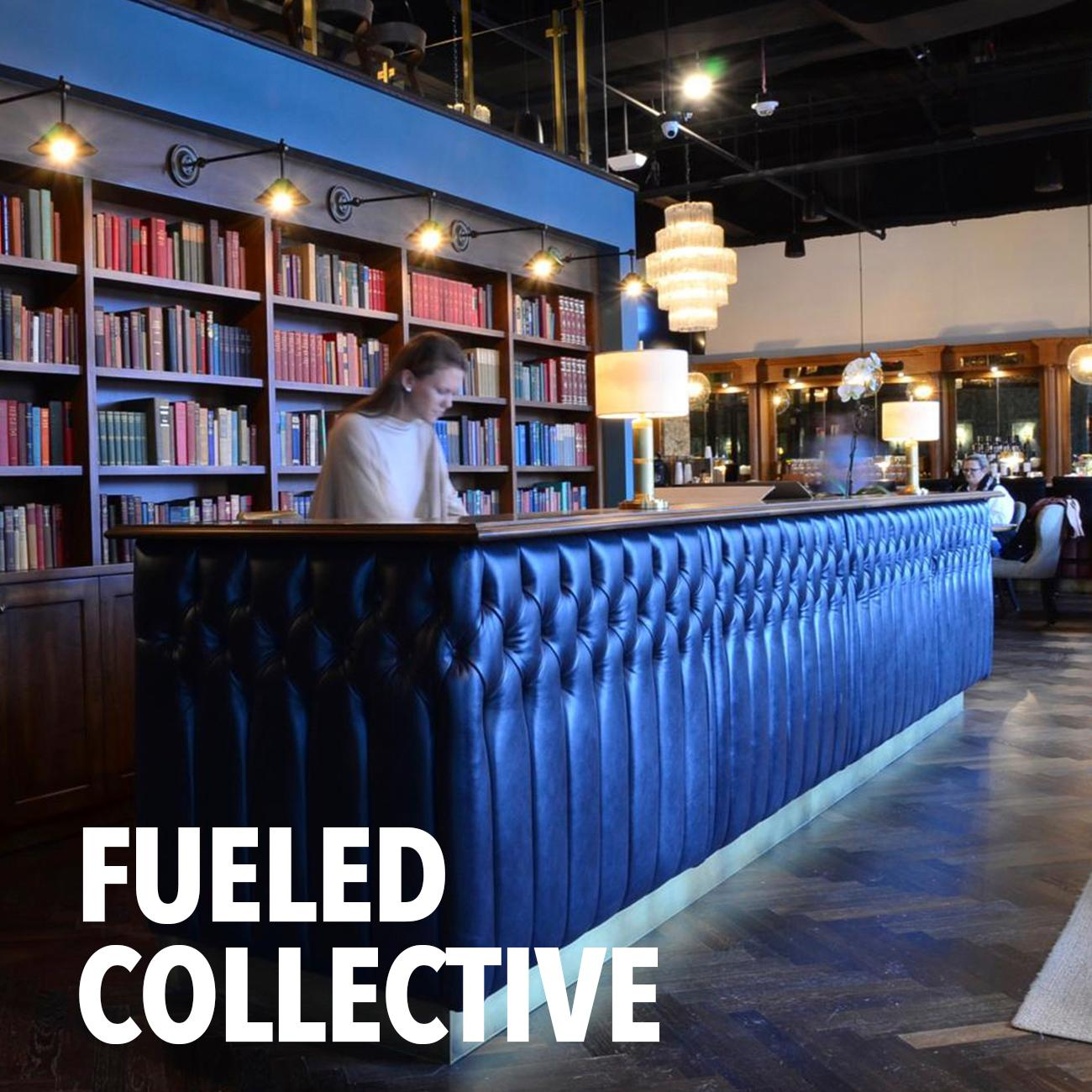 PLACE: Fueled Collective Cincinnati in Norwood / ADDRESS: 3825 Edwards Road (45209) / TIME: 7:30 PM to 11:30 PM / Image: Leah Zipperstein // Published: 11.6.18