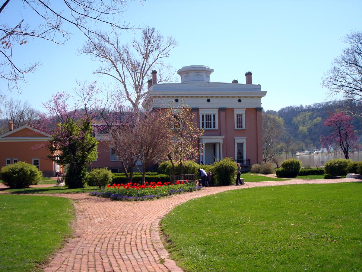 Lanier Mansion in Madison, Ind.