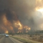 Residents evacuated as fires threaten Canada oil sands town