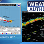 The Weather Authority:  Strong Storms Over North Alabama/Irma A Cat 5