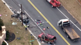 Woman killed, 3 others injured in 2-car crash in Howard County
