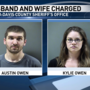 Southeast Iowa husband, wife face drug charges