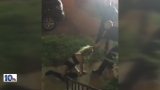 NBC 10 I-Team: Video shows Providence officer punching, dragging woman