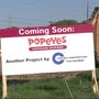 UPDATE: Opening date for Popeyes Chicken on Singing Hills pushed back