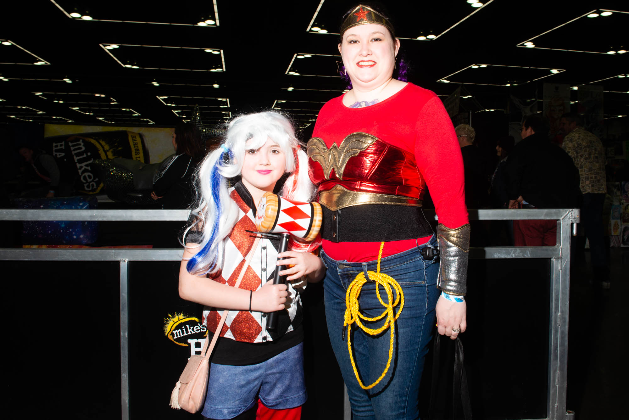 Wizard World Portland Comic Con celebrates cosplay, graphic novels, TV, gaming - you name it! Thousands swarmed the Oregon Convention Center in downtown Portland for the final day of the three-day event, dressed to the absolute nines. Click on for some of the most incredible con-ing you've likely ever seen! (Image: Chona Kasinger / Seattle Refined)