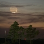 Rare 'black moon' rises over Western Hemisphere Friday night