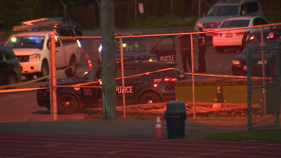 West Seattle track meet fatal shooting has gang ties KOMO78.jpg