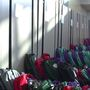 Volunteers stuff 1,100 backpacks for students