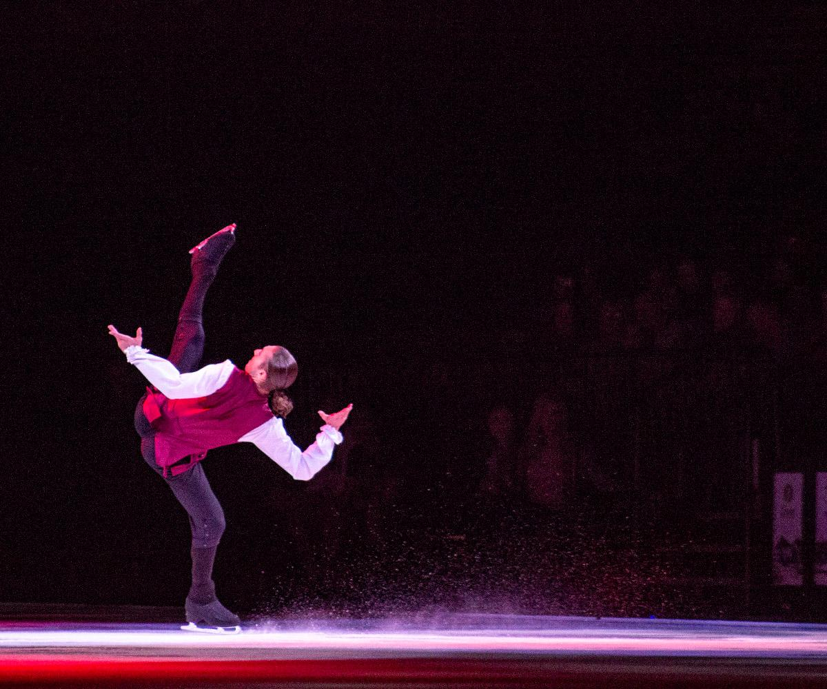 Current and former Olympians and other top figure skaters performed at the Moda Center Sunday, May 20, 2018 as part of the Stars on Ice U.S. tour. Many performers including Nathan Chen, Maia and Alex Shibutani, Adam Rippon, and Mirai Nagasu recently competed at the 2018 Winter Olympics in Pyeongchang, South Korea. Other performers included Meryl Davis and Charlie White, Ashley Wagner, Jason Brown, Bradie Tennel, Madison Hubbell and Zachary Donohue, Karen Chen and Vincent Zhou. Photo by Amanda Butt