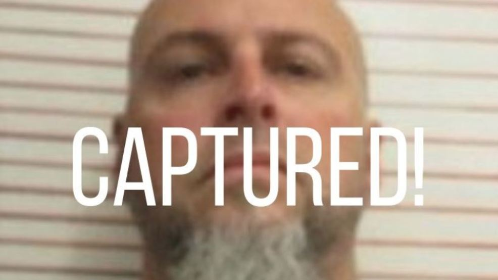 UPDATE: TBI captures escaped inmate Curtis Watson