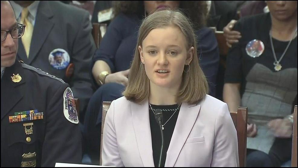 Hood River student testifies before U.S. Senate committee on gun violence