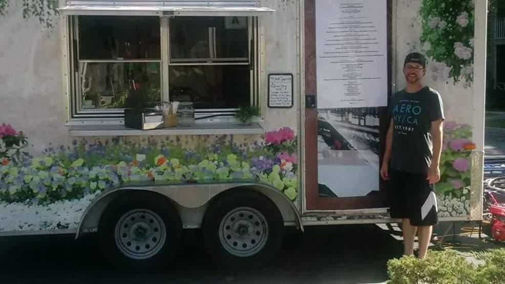 Wraps Around The World Food Truck