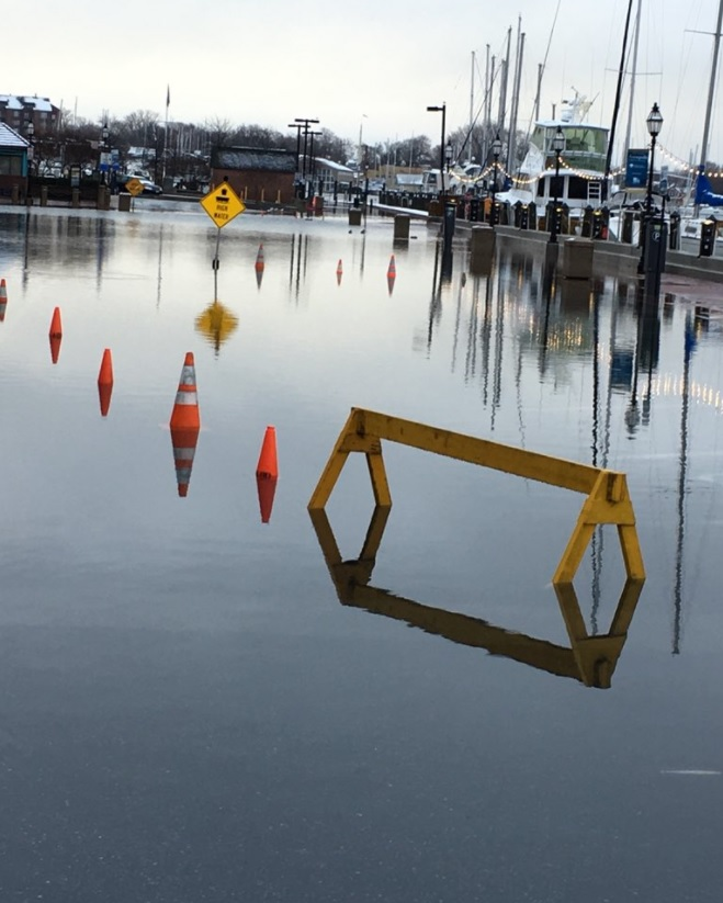 FLOODING| Roads Closed in Annapolis