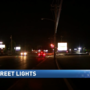 After a fatal accident in Warwick, a look into why street lights continue to remain off