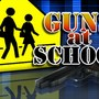Police: Centralia juvenile detained with gun at school