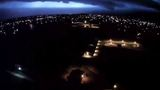 Abilene teenager captures lightning with drone