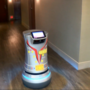 Relay robots make their debut at the Renaissance Hotel