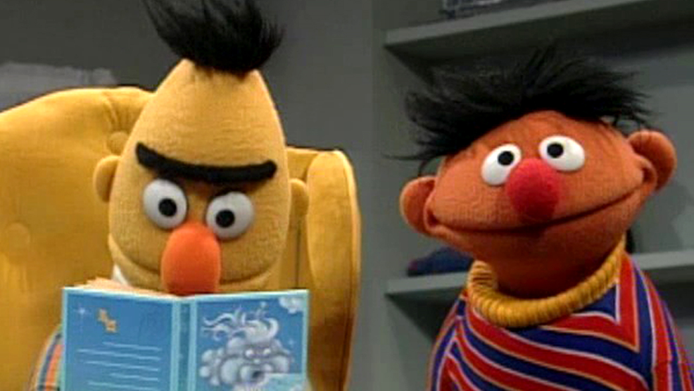 writer for sesame street now says comments about bert and ernie were