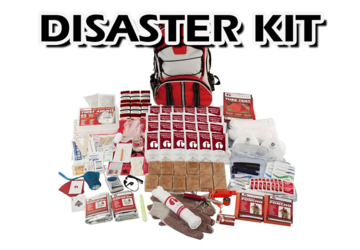 Disaster Preparedness Kit Contest