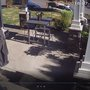 Camera catches brazen thieves stealing keys from home, then their car