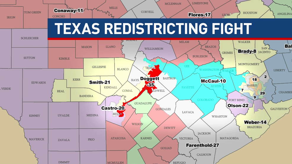 san antonio congressional district map How Federal Hearing On Congressional District Map Could Affect san antonio congressional district map