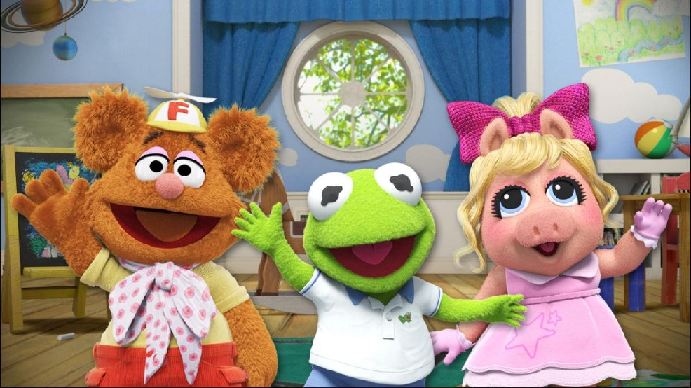 Muppet Babies to make dreams come true on Disney Junior in 2018