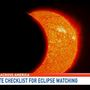 Preparing late for the Solar Eclipse? Here are some last minute tips