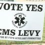 Local fire department pushing for EMS levy on November ballot