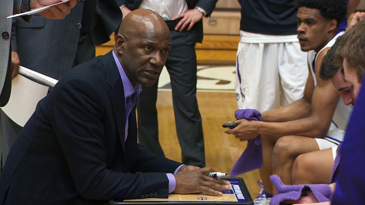 FILE -- Former Portland Trail Blazers great Terry Porter is now the head coach of the Portland Pilots. (KATU File Photo)