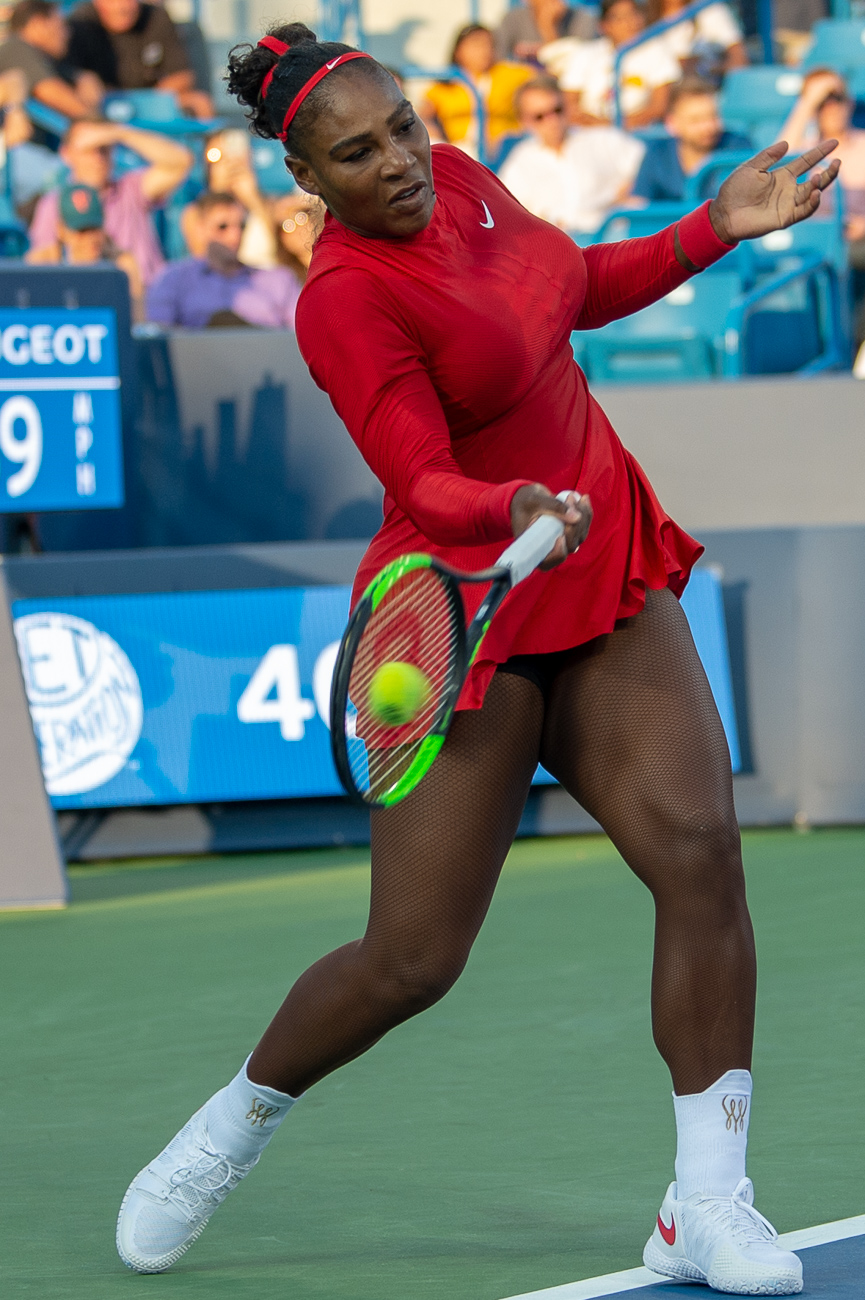 Serena Williams{ }/ Image: Chris Jenco // Published: 8.14.18