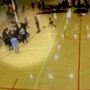 Teen basketball player knocked out during on-court brawl