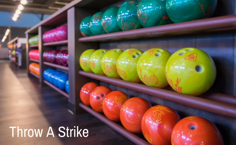 Go bowling at The Pin Deck, a new bowling alley in Miami Township / Other options: Madison Bowl and Crossgate Lanes / Image: Sherry Lachelle Photography // Published: 12.26.17