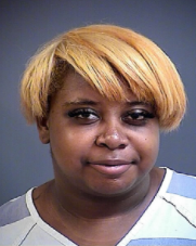Carlisshia Austin (Al Cannon Detention Center)